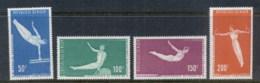 Niger 1970 World Gymnastics Championships MUH - Niger (1960-...)