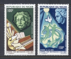 Niger 1970 Beethoven MUH - Niger (1960-...)