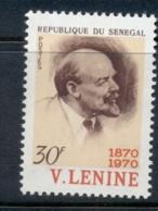 Senegal 1970 Lenin MUH - Senegal (1960-...)