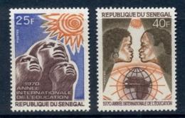 Senegal 1970 Intl. Education Year MUH - Senegal (1960-...)