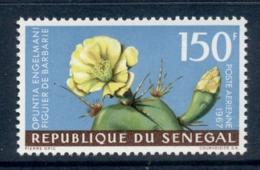 Senegal 1967 Flowers & Birds 150f MUH - Senegal (1960-...)