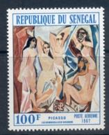 Senegal 1967 Picasso Painting MUH - Senegal (1960-...)