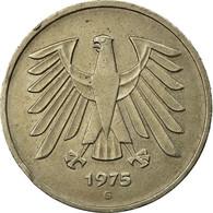 Monnaie, République Fédérale Allemande, 5 Mark, 1975, Karlsruhe, TTB - [ 7] 1949-…: BRD