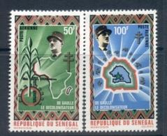 Senegal 1970 Charles De Gaulle MUH - Senegal (1960-...)