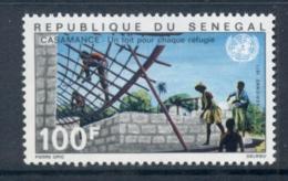 Senegal 1971 High Commissioner Fro Refugees MUH - Senegal (1960-...)