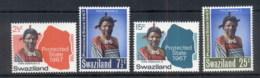 Swaziland 1967 Self Government MUH - Swaziland (1968-...)