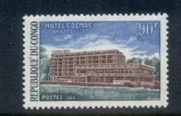 Congo PR 1970 Hotel Cosmos MUH - Congo - Brazzaville