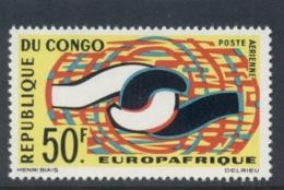 Congo PR 1965 Europafrique Muh - Congo - Brazzaville