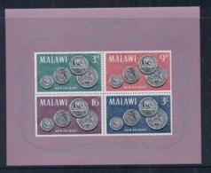 Malawi 1965 First Coinage Ms MUH - Malawi (1964-...)