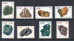 Zaire 1983 Minerals & Gems MUH - Zaire