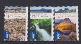 Australia ASC 3029-3031 2012 Wildnerness Australia,mint Never Hinged, - 2010-... Elizabeth II