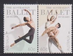 Australia ASC 3045-3046 2012 Australian Ballet,mint Never Hinged - 2010-... Elizabeth II