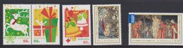 Australia ASC 3047-3051 2012 Christmas,mint Never Hinged - 2010-... Elizabeth II