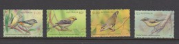 Australia ASC 3105-3108 Australian Pardalotes,mint Never Hinged - 2010-... Elizabeth II