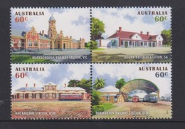 Australia ASC 3109-3112 2013 Government Houses,mint Never Hinged - 2010-... Elizabeth II