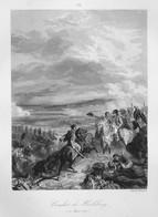 Combat De Heilsberg (11 Juin 1807) - Lidzbark Warminski Polen Schlacht Battle 11 Juni 1807 Ansicht View Stahls - Prints & Engravings