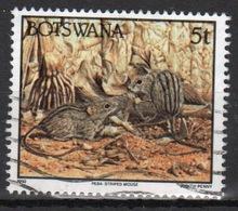 Botswana 1992 Single 5t Definitive Stamp From The Animals Set. - Botswana (1966-...)