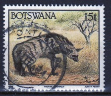 Botswana 1992 Single 15t Definitive Stamp From The Animals Set. - Botswana (1966-...)