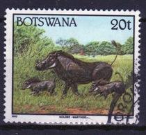 Botswana 1992 Single 20t Definitive Stamp From The Animals Set. - Botswana (1966-...)