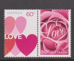 Australia ASC 3171-3172 2014 Romance,mint Never Hinged - Ungebraucht