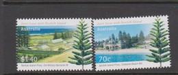 Australia ASC 3218-3219 2014 Australia Norfolk Island Joint Issue,mint Never Hinged - 2010-... Elizabeth II