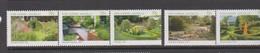 Australia ASC 3231-3235 2014 Open Gardens,mint Never Hinged - 2010-... Elizabeth II