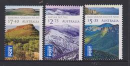 Australia ASC 3242-3244 2014 Wildrness,mint Never Hinged - Ungebraucht