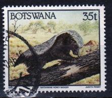 Botswana 1992 Single 35t Definitive Stamp From The Animals Set. - Botswana (1966-...)