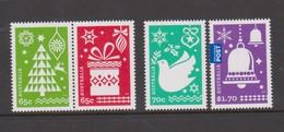Australia ASC 3255-3258 2014 Chriarmas,mint Never Hinged - 2010-... Elizabeth II
