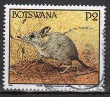 Botswana 1992 Single P2 Definitive Stamp From The Animals Set. - Botswana (1966-...)