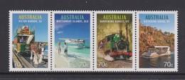 Australia ASC 3280-3283 2015 Tourist Transport,mint Never Hinged - 2010-... Elizabeth II