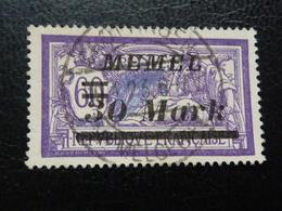 Memel 115 Gestempelt CROTTINGEN Tiefst Geprüft  (289) - Memel (Klaïpeda)
