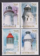 Australia ASC 3311-3314 2016 Lighthouses,mint Never Hinged - 2010-... Elizabeth II