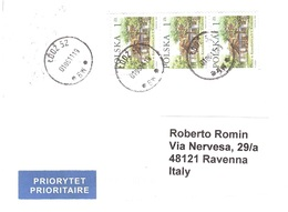 LETTERA X ITALY - 1944-.... République