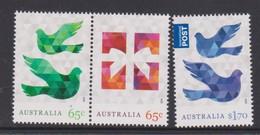 Australia ASC 3354-3356 2015 Christmas,mint Never Hinged - 2010-... Elizabeth II