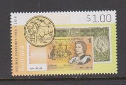 Australia ASC 3383 2016 Decimal Currency,mint Never Hinged - 2010-... Elizabeth II