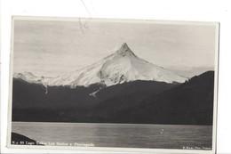 21444 - Lago Todos Los Santos Y Puntiagudo 1935 - Chili