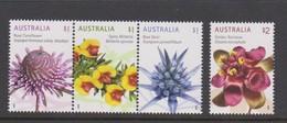 Australia ASC 3454-3457 2016 Wildflowers ,mint Never Hinged - 2010-... Elizabeth II