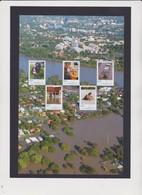 Australia ASC 2011 Flood Relief Sheetlet,mint Never Hinged - 2010-... Elizabeth II