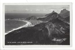 21445 - Rio De Janeiro Vista Do Pao De Assucar - Rio De Janeiro