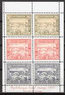 Norway Souvenir Sheet Spitsbergen Local Stamps 1897 In Minisheet, Not Valid For Postage - Ortsausgaben