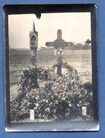 Photo  -  Tombe De Soldat Allemand à Bailleul 1915 - War 1914-18