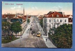 Kehl   -  Hauptstrasse - Kehl