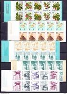 Zweden Kleine Verzameling Boekjes **, Zeer Mooi Lot 3598 - Collections (without Album)