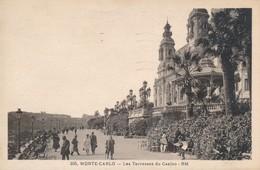 CPA - Monaco - Monte-Carlo - Les Terrasses Du Casino - Monte-Carlo