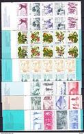 Zweden Kleine Verzameling Boekjes **, Zeer Mooi Lot 3596 - Timbres