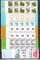 Zweden Kleine Verzameling Boekjes **, Zeer Mooi Lot 3595 - Collections (without Album)