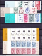 Zweden Kleine Verzameling Boekjes **, Zeer Mooi Lot 3594 - Timbres