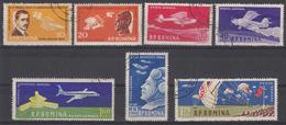 ROEMENIË - Michel - 1960 - Nr 1861/67 - Gest/Obl/Us - Oblitérés
