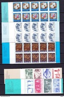 Zweden Kleine Verzameling Boekjes **, Zeer Mooi Lot 3591 - Collections (without Album)